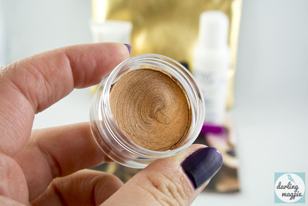 MicaBeauty Cream Eyeshadow in Bronze