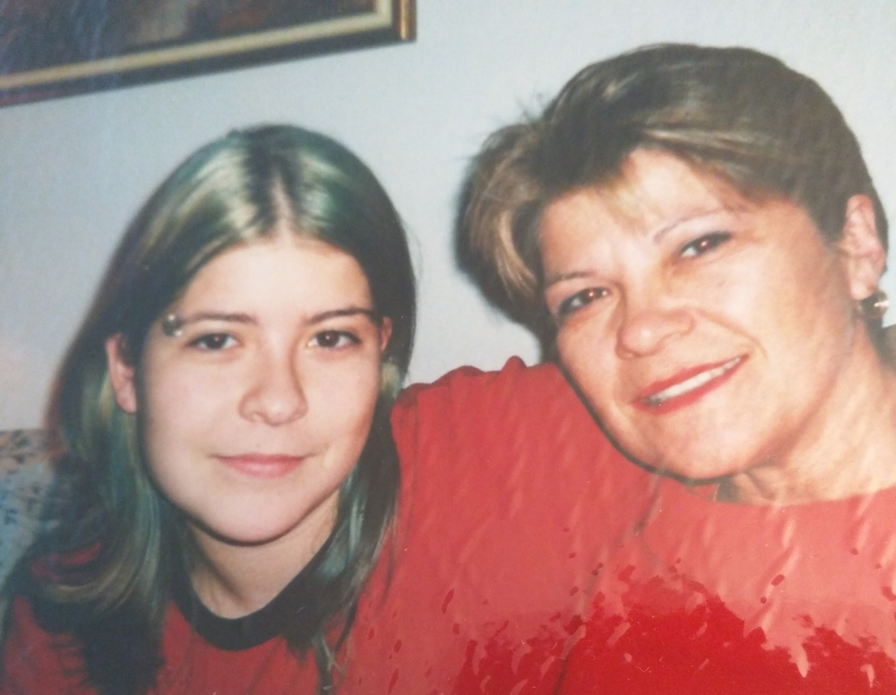 Me & Mom - 2001ish