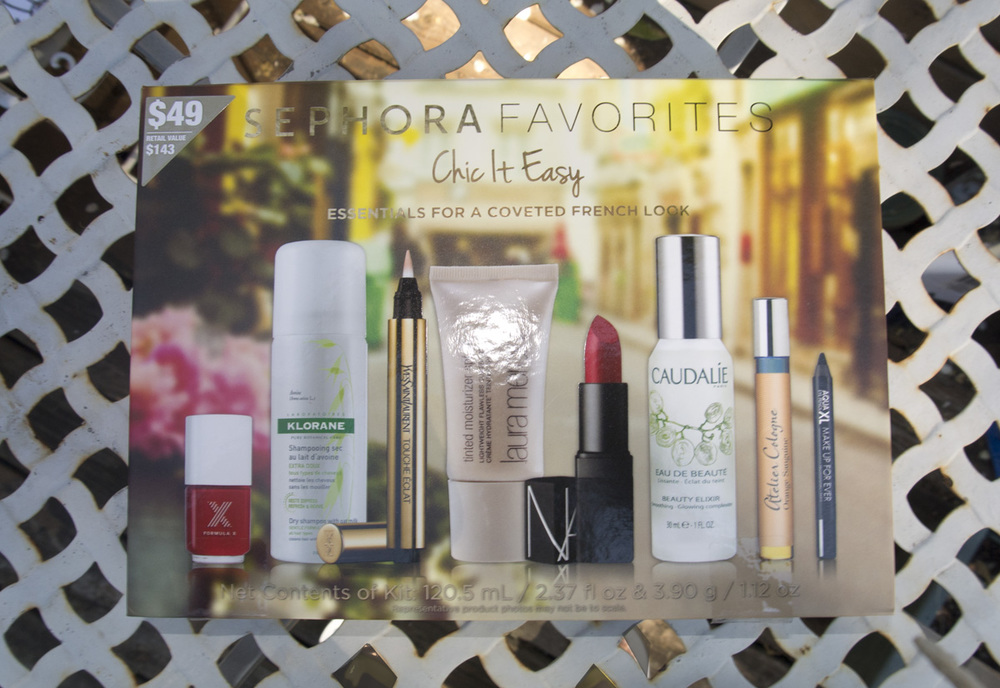 Sephora Favorites - Chic It Easy