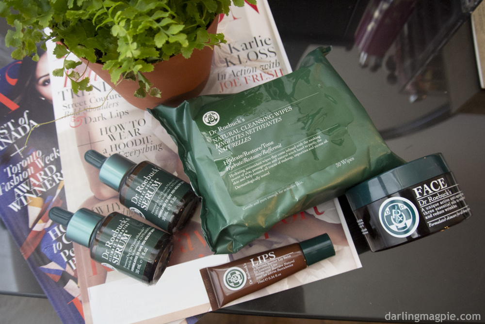 Dr Roebucks Serum, Lips & Face Products