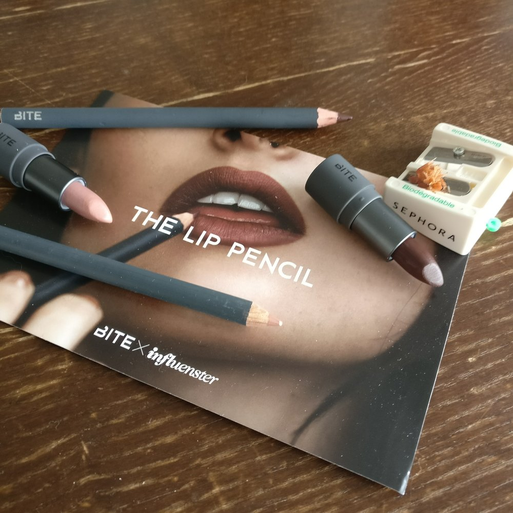 Bite Beauty The Lip Pencil & Amuse Bouche Lipsticks