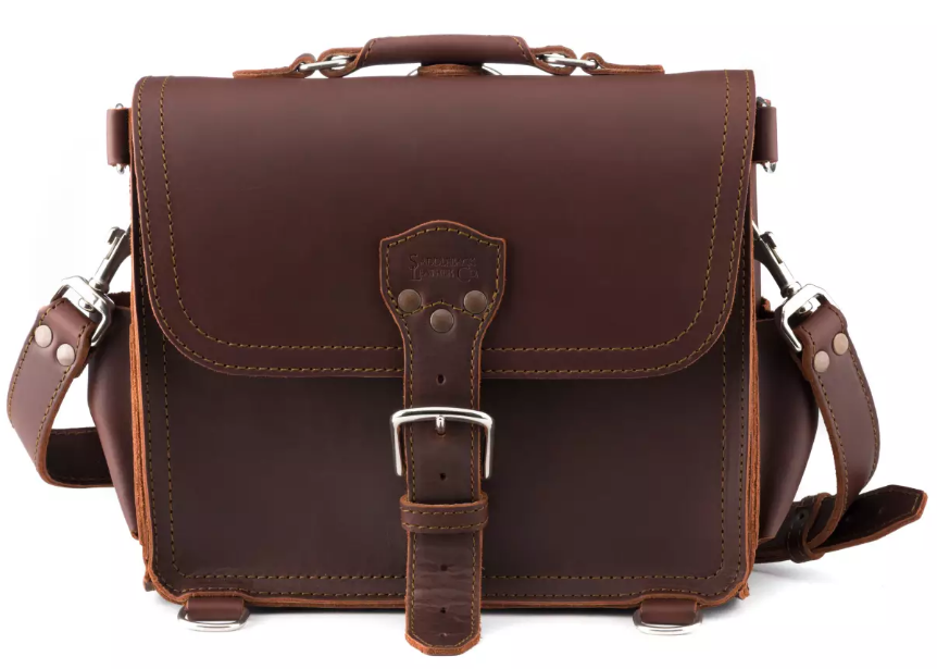 Saddleback Leather Co Leather Satchel