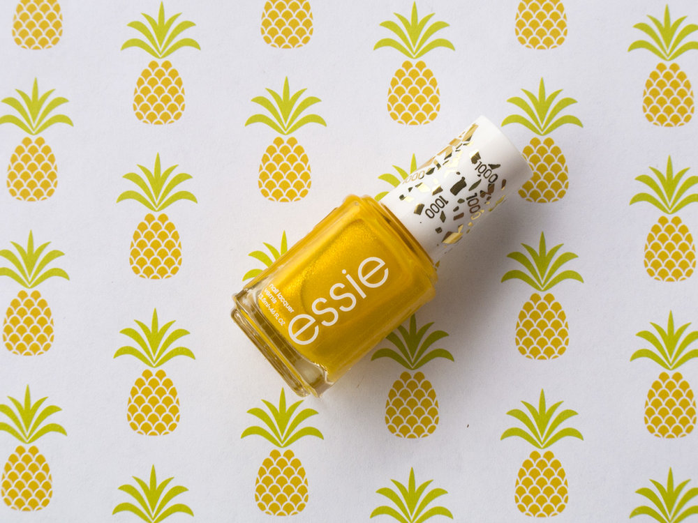 Essie's 1000th Shade - Aim to Misbehave!