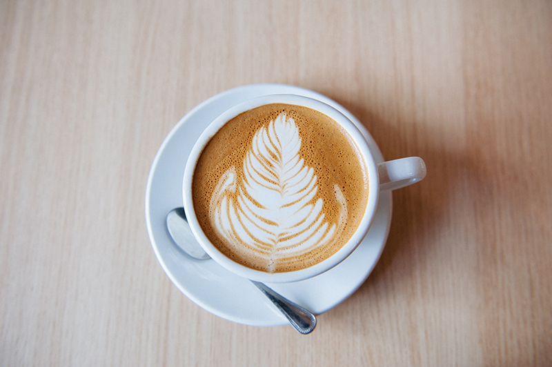Bliss Baristas are well versed in latte art. The best part? They taste amazing too.