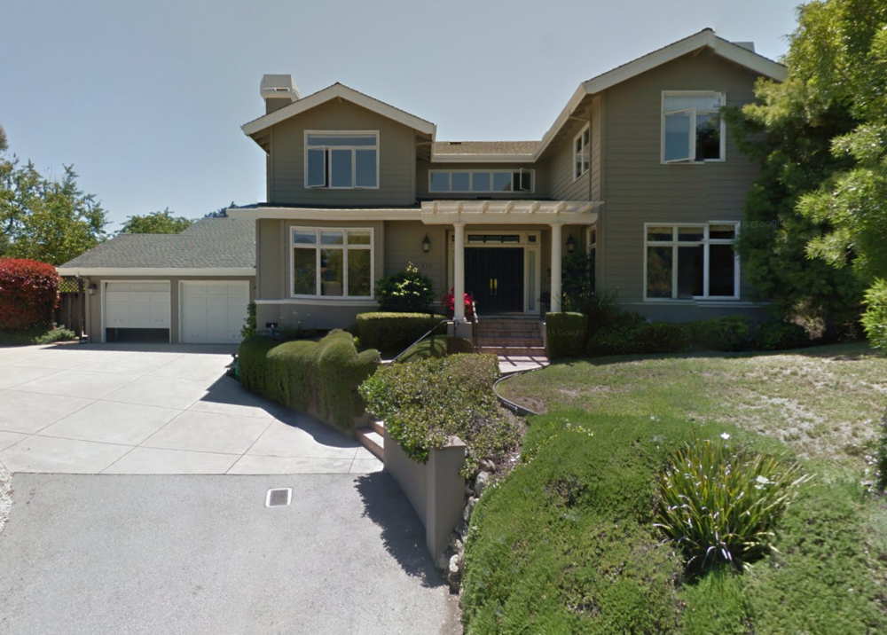 852 Occidental Way Redwood City
