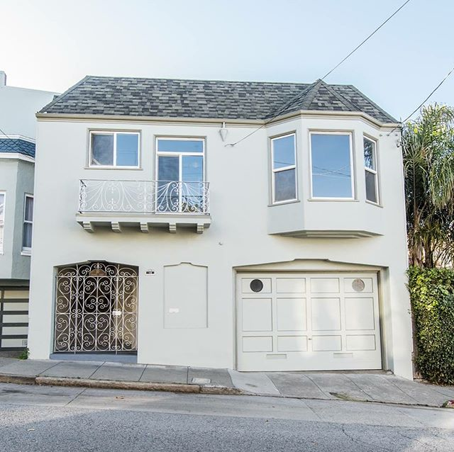 Just listed: charming and impeccably well maintained home on the border of Glen Park and Noe Valley in San Francisco. Open houses this weekend, stop by and say hi!