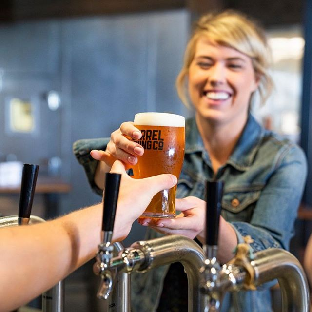 It's Wednesday! Which means we're smack dab in the middle of beer week. Check out the blog for the best local spots to enjoy everything from stout to sours. 🍻