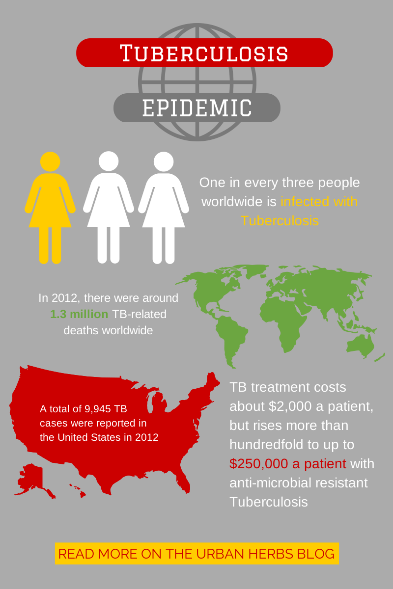 Tuberculosis Infographic