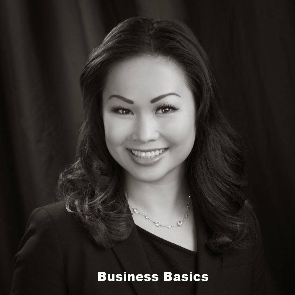 "Headshots - ""BUSINESS BASICS"""
