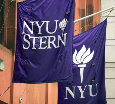 New York University Stern School of Busines IOMS-Stat Research Seminar