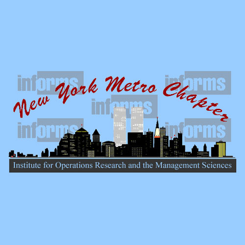 INFORMS NY Metro Chapter Luncheon