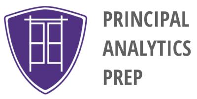 Principal Analytics Prep data science analytics training bootcamp