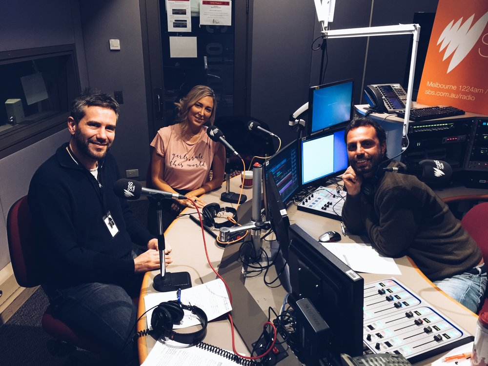 On SBS Radio Australia