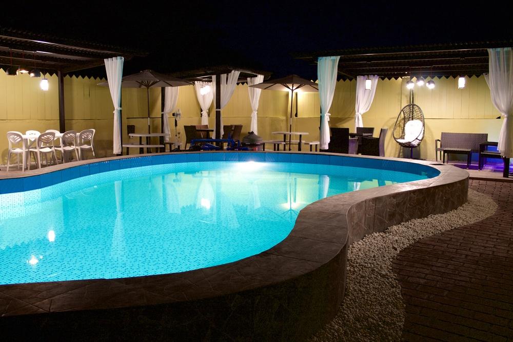Ala Amid Bed & Breakfast's swimming pool
