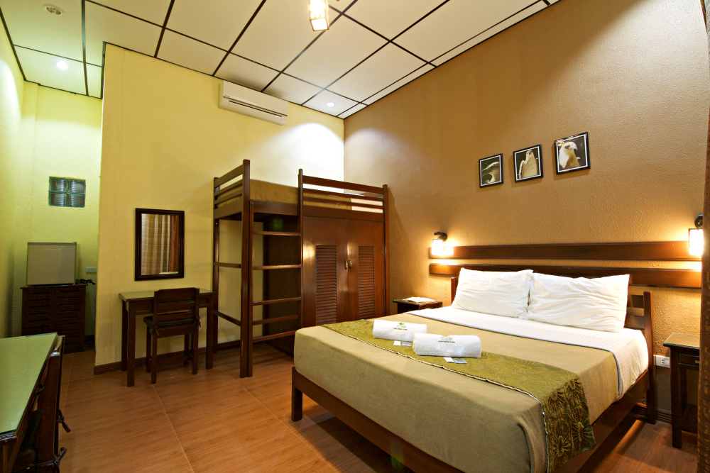 Ala Amid Bed & Breakfast's Superior Room with 10-inch 5-star hotel quality mattresses