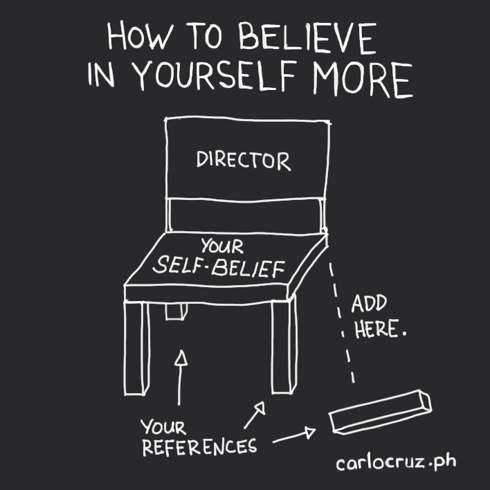 how to believe in yourself more