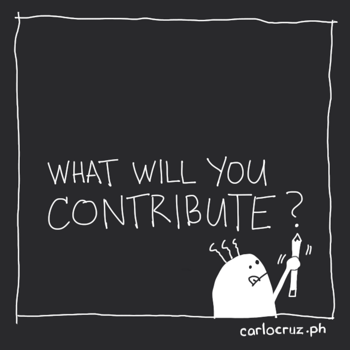what will you contribute