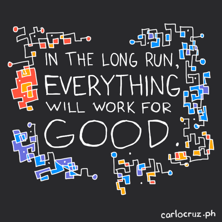 everything will work for good
