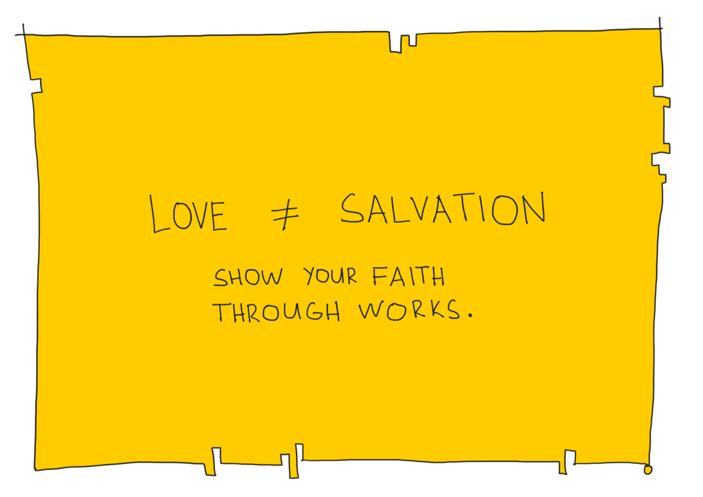 love and salvation