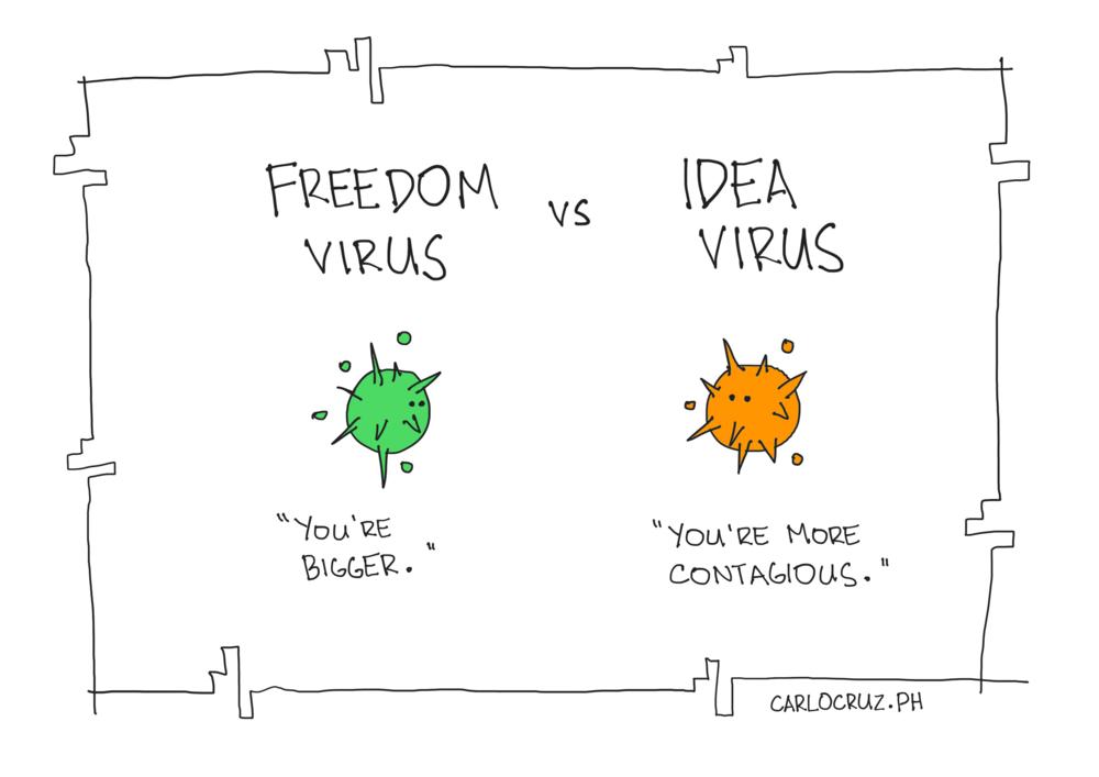freedom virus