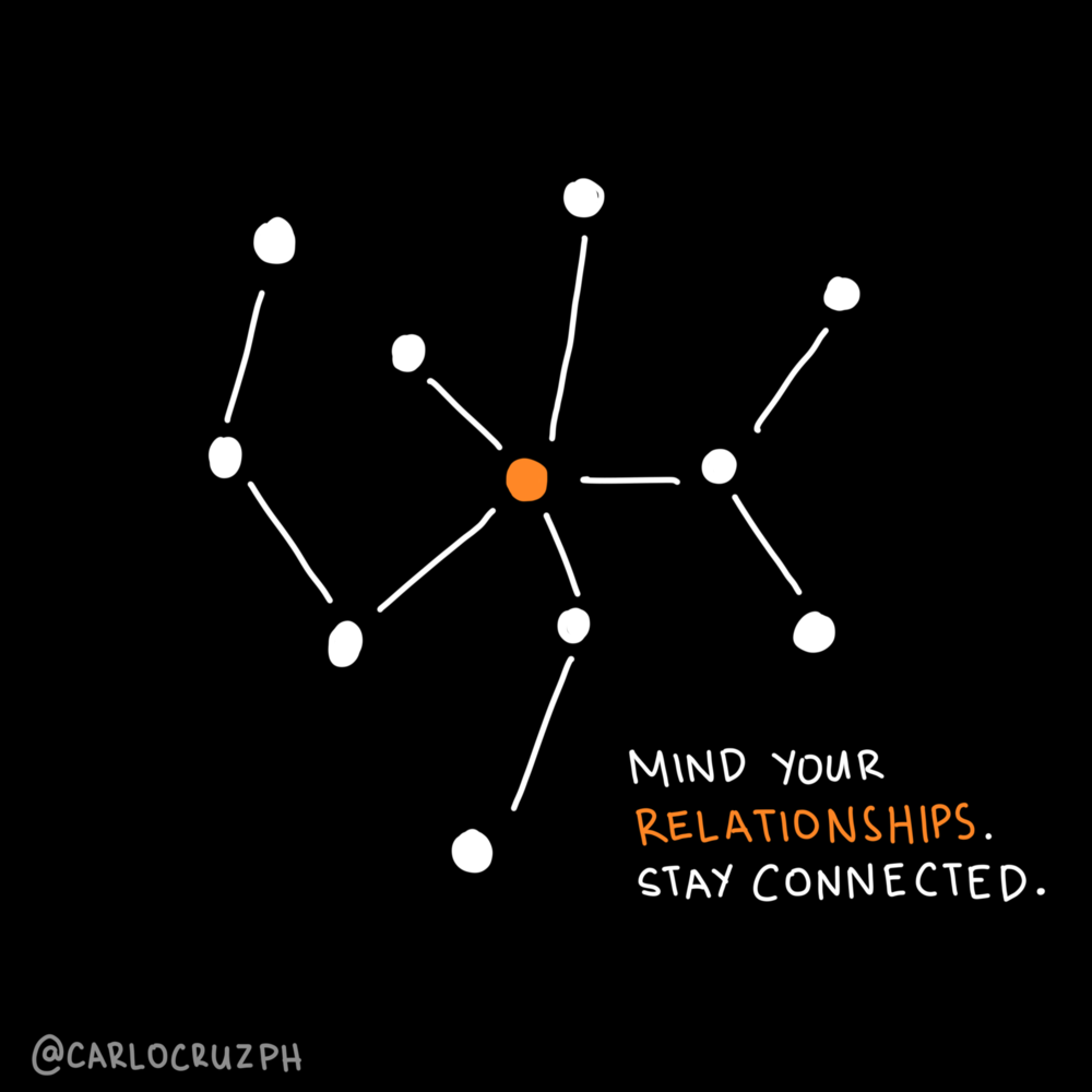 mind your relationships