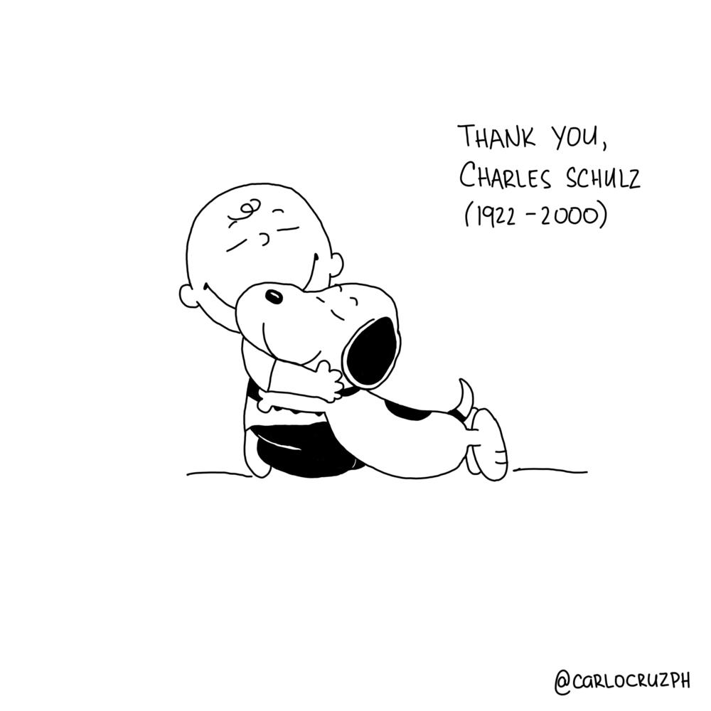 Charles Schulz in memoriam