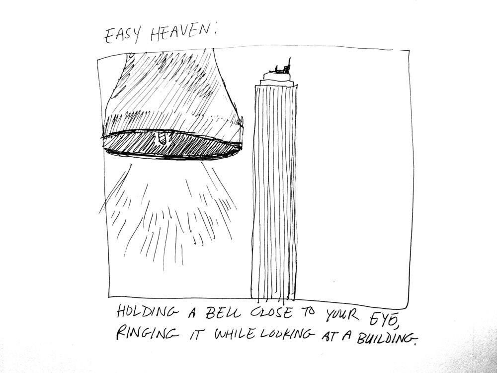 Easy Heaven, 2018