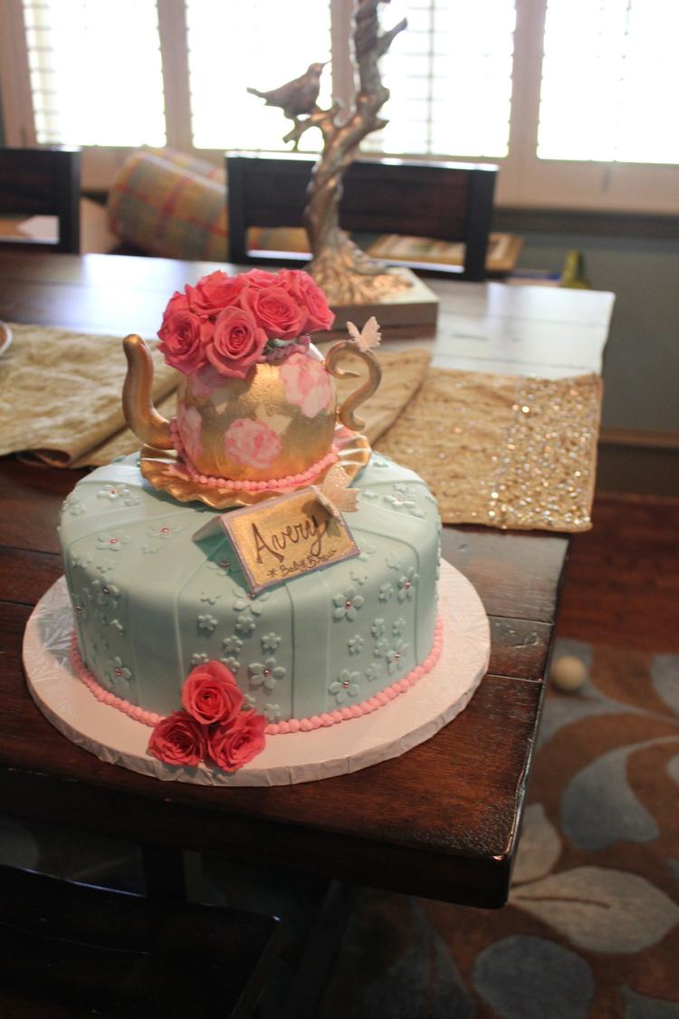 Wedding Shower Cakes Bridal Baby