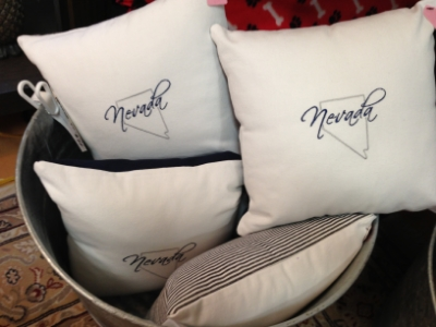 Nevada Pillow