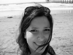 Leigha Horton + beach