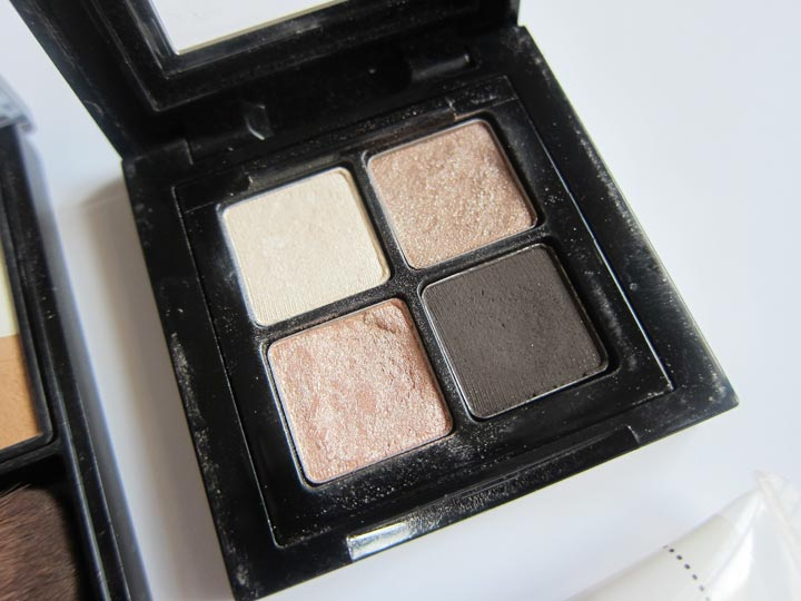 One of my first eyeshadow palettes from Bobbi Brown.