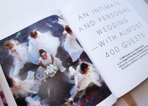 Cybill Gayatin's beautiful wedding with its numerous personal touches is also featured inside.