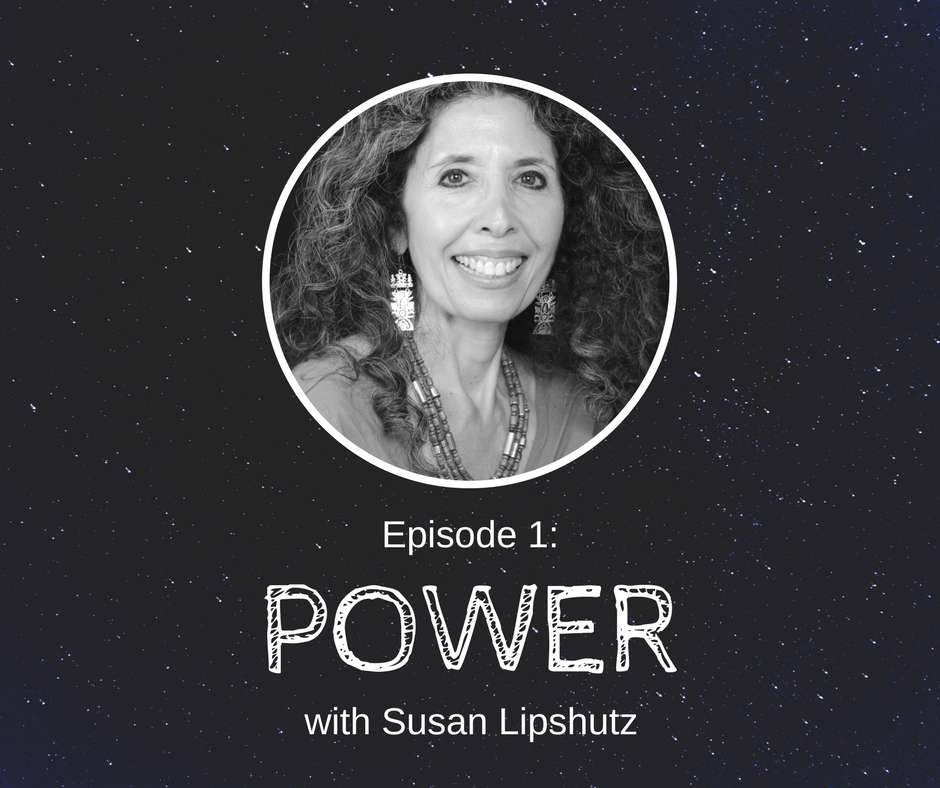 Episode 1: Power - Learn about women's powerful connection to the moon and how to tune into nature's cycles in our conversation with Susan Lipshutz of Everyday Medicine Woman.