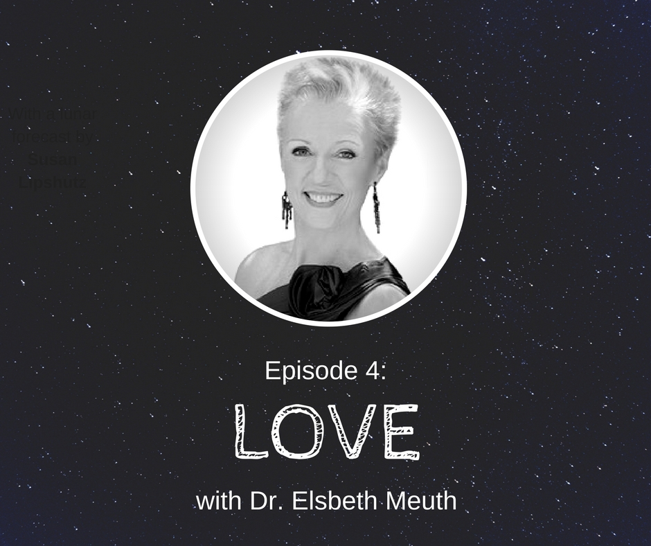 Episode 4: Love - Learn how to bring mindfulness into sexuality and manifest your desires with intimacy expert Dr. Elsbeth Meuth.
