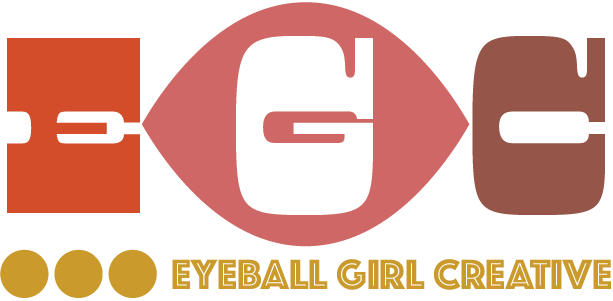eyeball girl creative