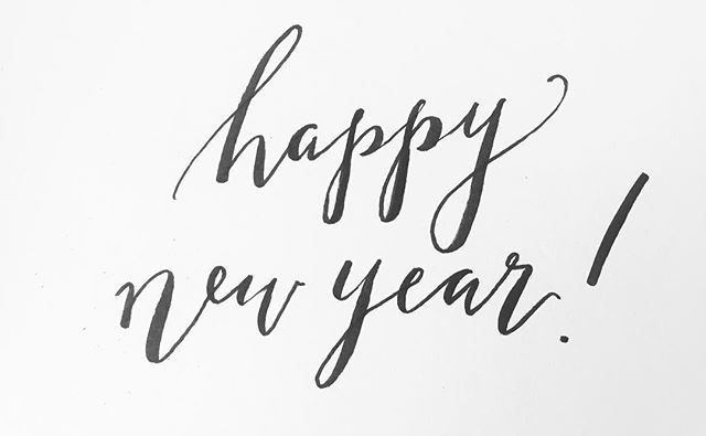 """WHAT. A. YEAR. While 2017 was good, I am so ready and excited for a new year ahead! I don't set resolutions but I do pick a word, and this year it's """"fearless"""". I care so much what people think about me that it keeps me from doing what I really want and following thru, so this year that all comes to an end. Get ready to see more collections of prints and more products, and just more everyday creativity, no matter how bad or good it really is.  Do you do resolutions or pick a word of the year? If so, what are yours?  #strugglepretty #shopstrugglepretty #fearless #wordoftheyear #resolution #newyear #2018"""