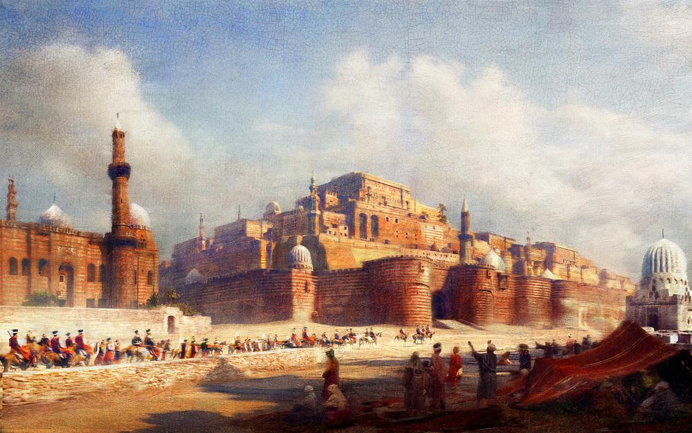 Saraya Abdeen Amr Arafa - Citadel of Cairo