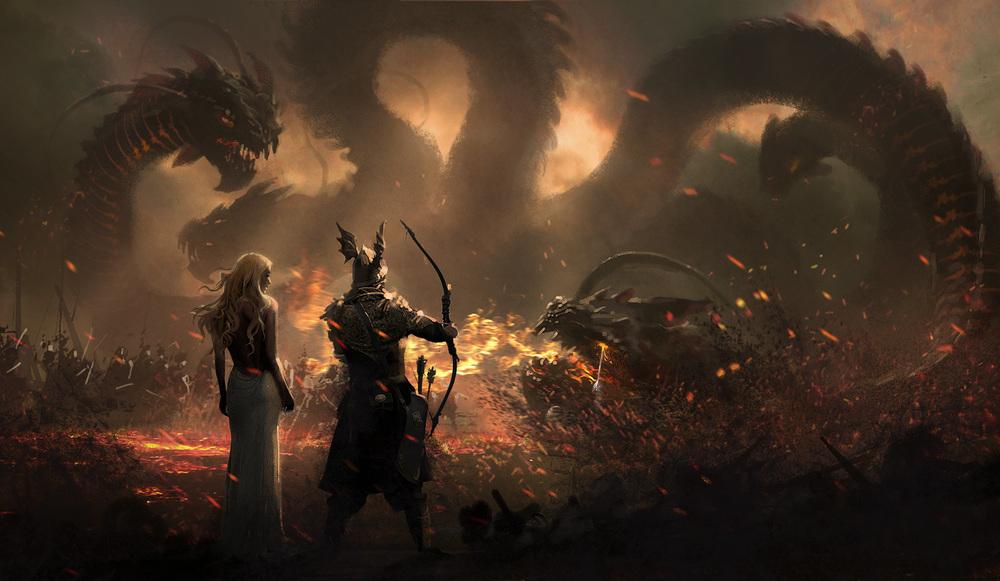 Game Of War - Hydra