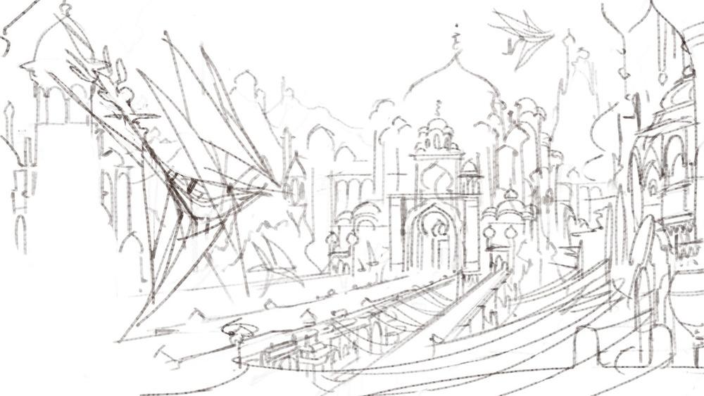Pearl Heights - Sketch