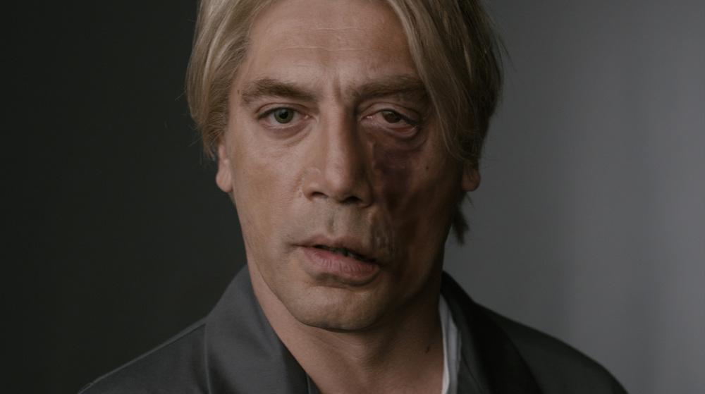 James Bond Skyfall - Silva's Scar 02