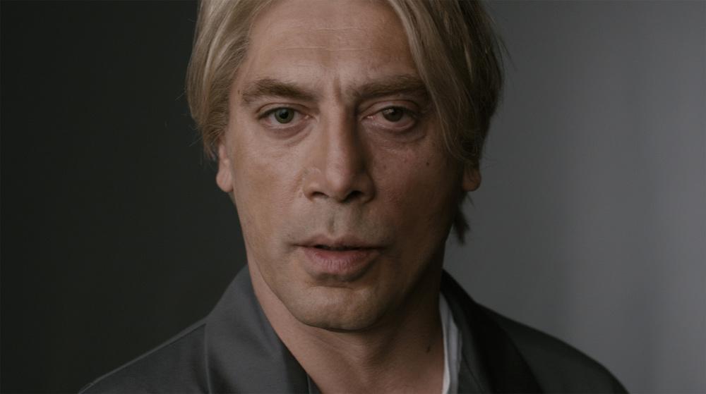 James Bond Skyfall - Silva's Scar 01