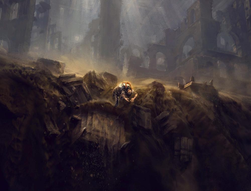 Prince Of Persia - Sand Chamber