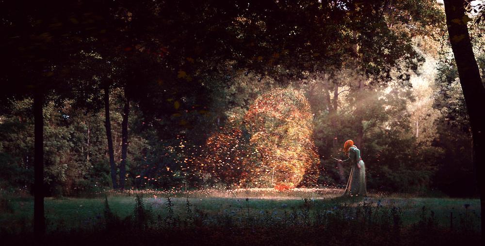 Cinderella - Pumpkin transformation