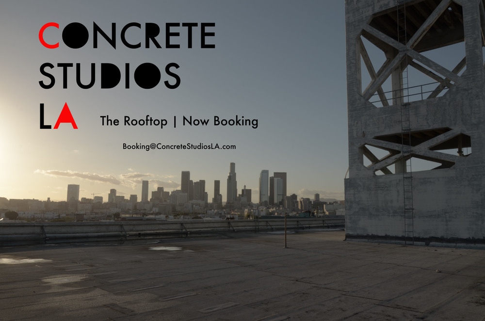Concrete Studios The Rooftop