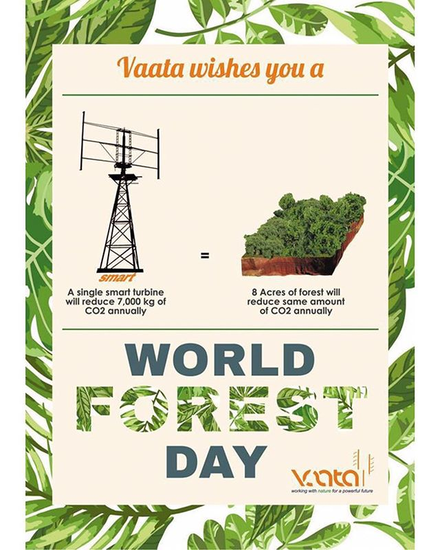 Did you know that today is International Day of Forests?  It is celebrated across the world to increase the public awareness among communities about the values, significance and contributions of the forests to balance the life cycle on the earth.  Happy World Forest Day! #forestday #internationalforestday