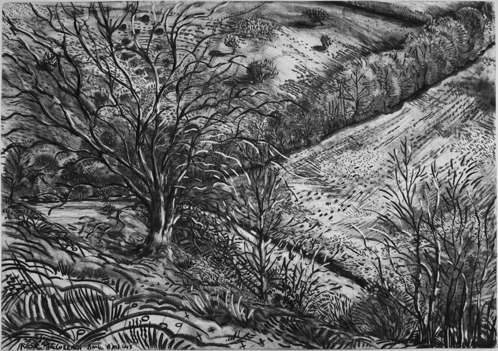 Barle Valley Lanacre Ash