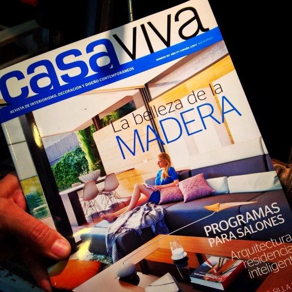 Antoni Yranzo portada en Casa Viva