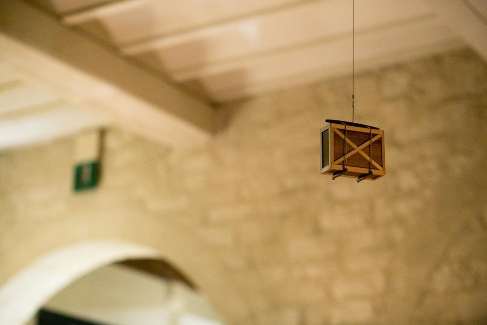 Pieza Lapis Fusta en Hotel Mercer de Antoni Yranzo.jpg