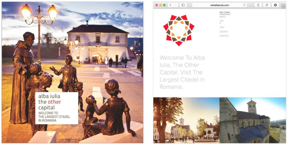 Alba Iulia's travel guide and website - visitalbaiulia.com