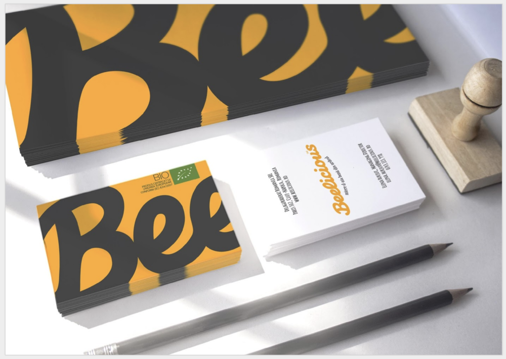 Rebranding: Beelicious